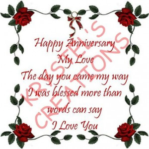 happy-anniversary-my-love-the-day-you-came-my-i-was-blessed-more-than ...