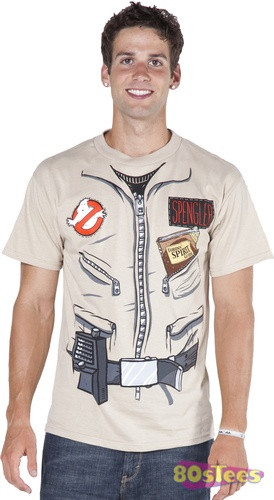 This Egon Spengler shirt will help you look like the paranormal ...