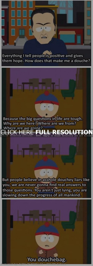 south park quotes, fun, cartoon, sayings, image