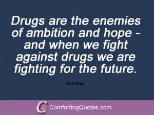 Quotes Against Drugs
