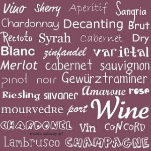 Subway Art, #Wines, Wine