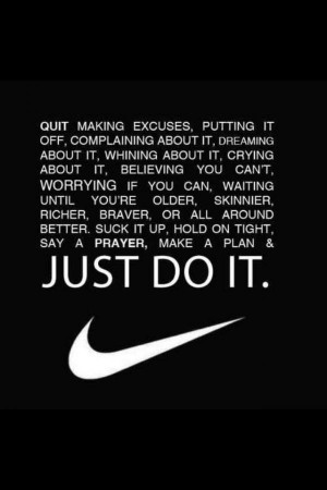 Motivational word...