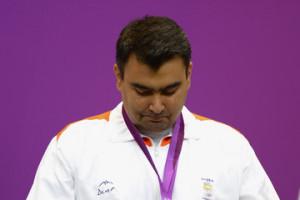 Gagan Narang Olympics Day 3 Shooting