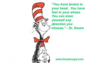 ... success, success and inspirational quotes, Dr. Seuss, Dr. Seuss quotes