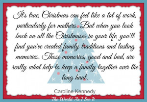 Caroline Kennedy-Quote Of The Week