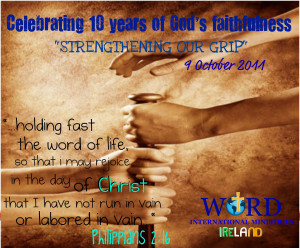 10th Year Anniversary Sunday Program and Worker's Appreciation ...