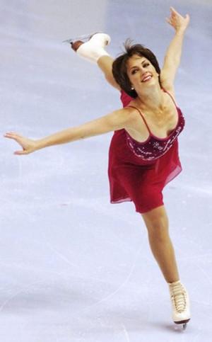 Dorothy Hamill Gold Medal