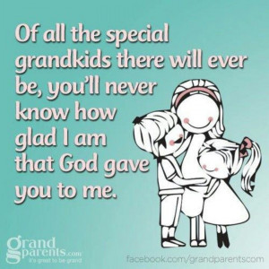 Grandmother and Grandson Quotes   love my grandson and granddaughter ...