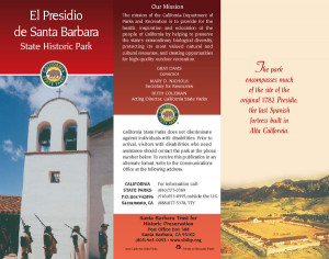 State Historic Park Credited