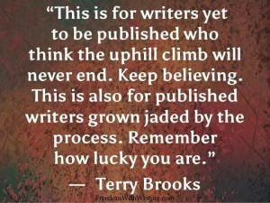 Terry Brooks quote