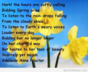Cute Spring image quote 2015 http://quotesideas.com/cute-spring-image ...