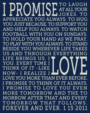 ... ideas vows canvas ideas for wedding vows promise ring quotes ideas