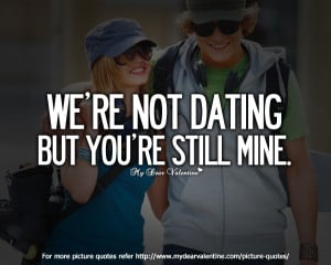 Funny Love Quotes Not Dating