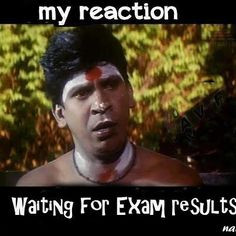 waiting for exam result more exams results