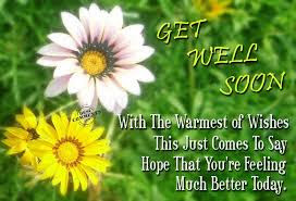 Get better soon quotes, get well soon