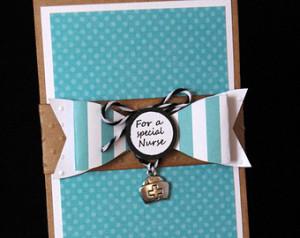 Nurse Appreciation Thank You Gift C ard Holder ...