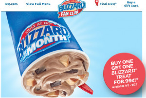 Free Dairy Queen Cake Coupons