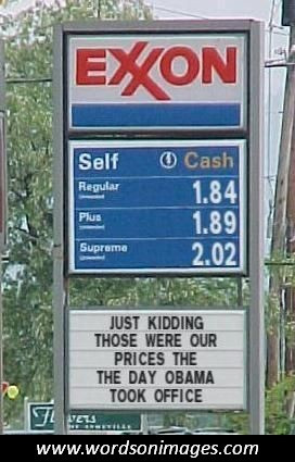 Oil price quotes