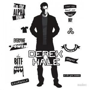 awiec › Portfolio › Derek Hale Quotes Teen Wolf