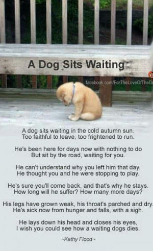 Dog Quotes And Poems. QuotesGram