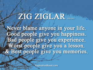 Zig Ziglar Famous Life Quotes