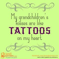 more grandma grandpa first tattoo grandson quotes quotes for grandson ...