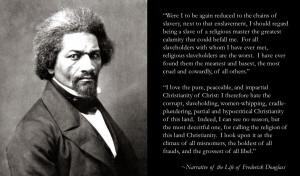 Frederick Douglass quote... ( i.imgur.com )