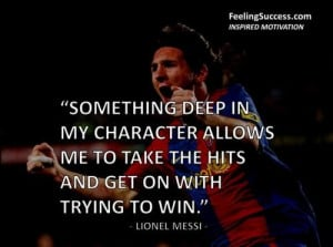 Messi Quotes About Soccer