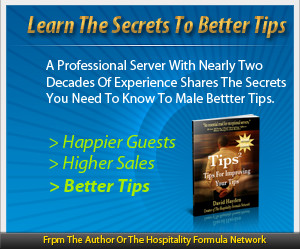 Archive | Leadership For Restaurant Managers RSS feed for this section