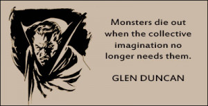 MONSTER QUOTES