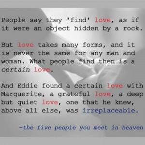 People In Heaven Quotes People you meet in heaven