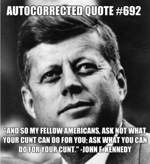 "funny auto-correct texts - DYAC's ""Autocorrected Quotes ..."