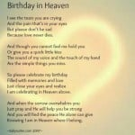Quotes For Brother In Heaven Happy Birthday Mom Christian Quotes ...