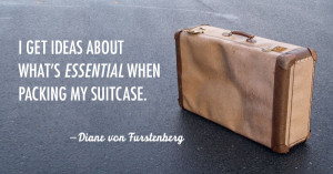 10 Packing Quotes to Remind You to Travel Light