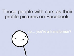 Funny photos funny Facebook cars profile pictures