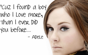 30 Best Adele Quotes
