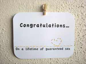 Funny Congratulation Engagement Quotes