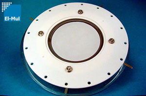 Particle Detector from El-Mul Technologies