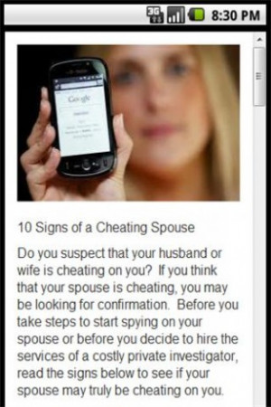 Cheating Husband Quotes