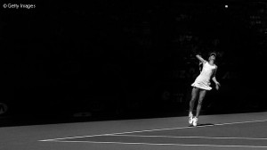 Maria Sharapova was also perfect on the 2013 season before running ...