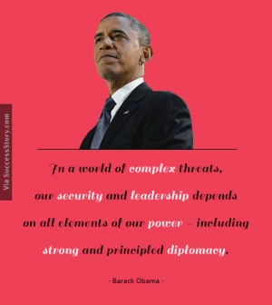 Barack Obama Quotes On Success