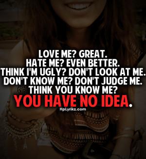 Idgaf Quotes Tumblr http://weheartit.com/entry/30911286