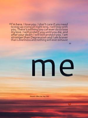 "Elizabeth Gilbert ""Eat, Pray, Love"" | Fabulous Quotes More"