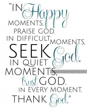 Quote, Christian Wall ArtScripture Art, Scripture Printable, Bible ...