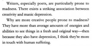 Nick Flynn - more in touch with human suffering..