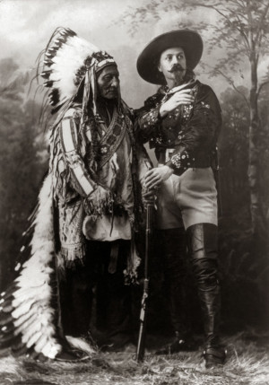 Photo Gallery of the Famous Sioux Indian Chief Sitting Bull