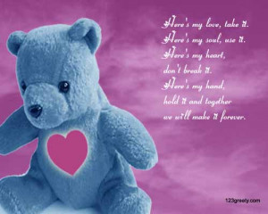 Cute I Love You Quotes Wallpaper