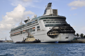 Here's What A Royal Caribbean Cruise Ship Looked Like After A 2-Hour ...