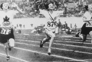 1928 Amsterdam - Betty Robinson (USA)