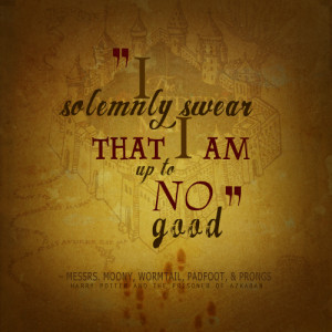 Favorite Harry Potter Quotes | The Marauders